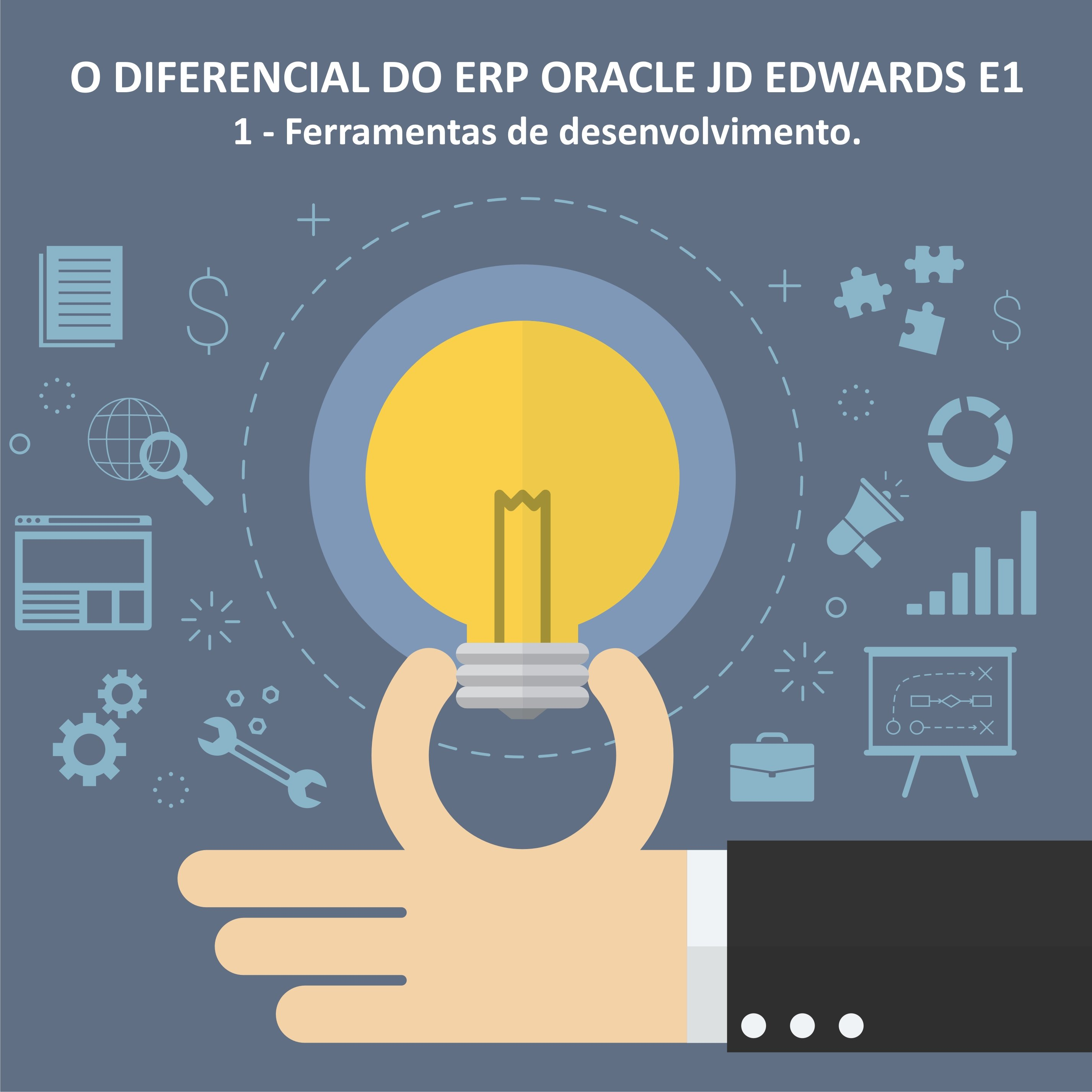diferenciais jd edwards
