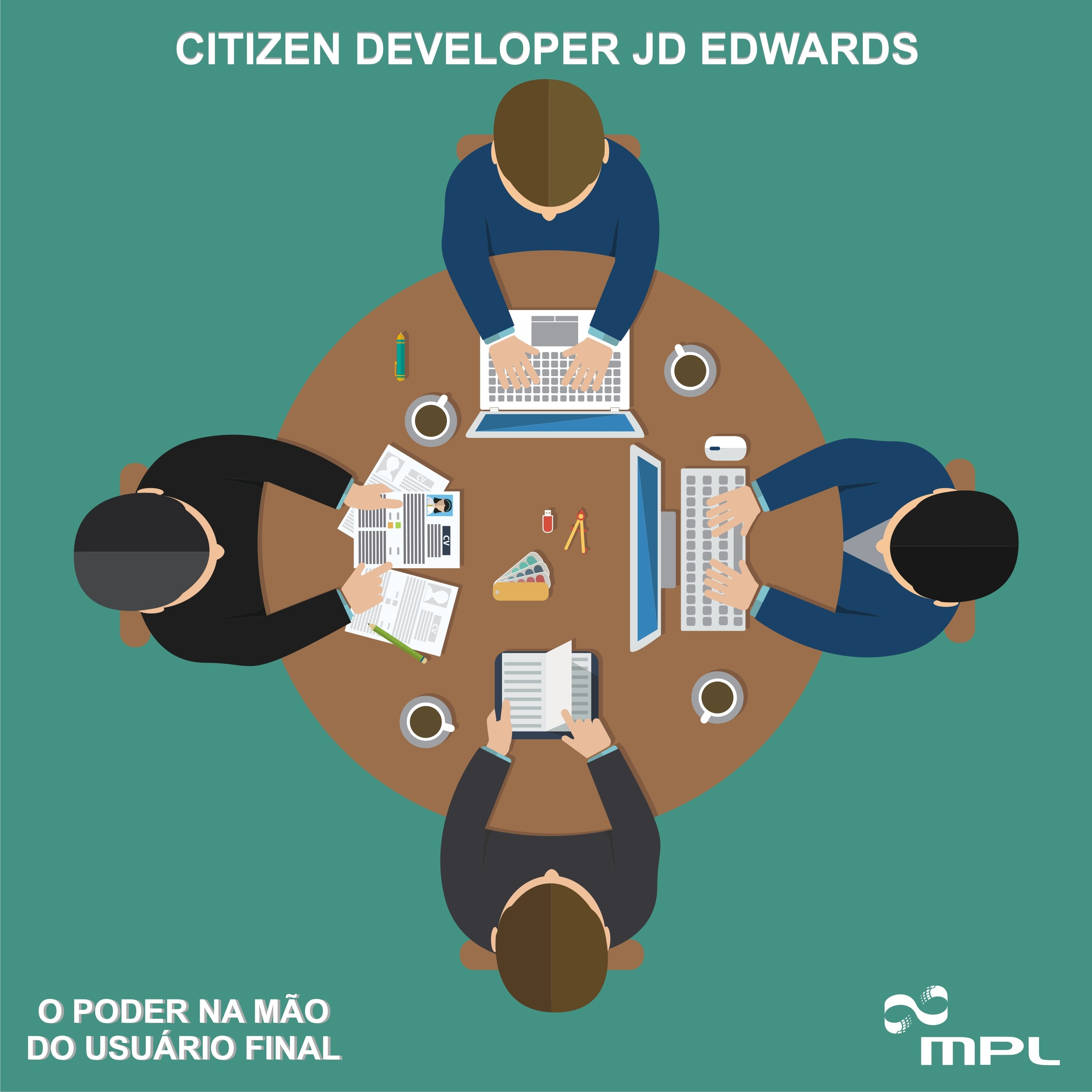 Citizen Developer JD Edwards
